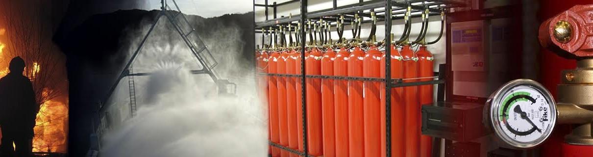 Produkter brannvern og slokkeanlegg