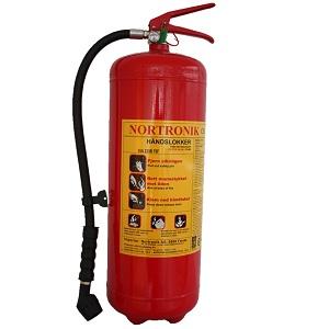 Totalleverandør innen brannvern og brannsikkerhet